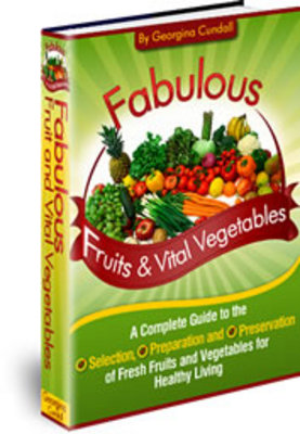 Product picture Fabulous Fruits and Vital Vegetables
