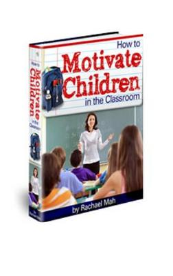 Product picture How to Motivate Children in the Classroom