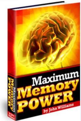 Product picture Maximum Memory Power - Maximize Your Potential