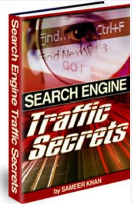 Product picture Search Engine Traffic Secrets - How to Generate Traffic