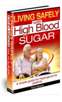 Product picture Your Guide to Hyperglycemia