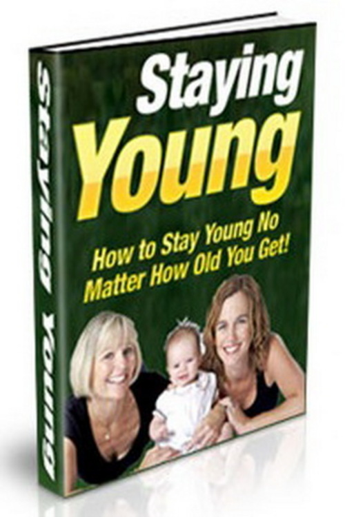 Product picture How to Stay Young