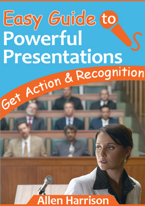 Product picture Easy Guide to Powerful Presentations